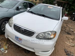 Toyota Corolla 2006 White   Cars for sale in Delta State, Oshimili South
