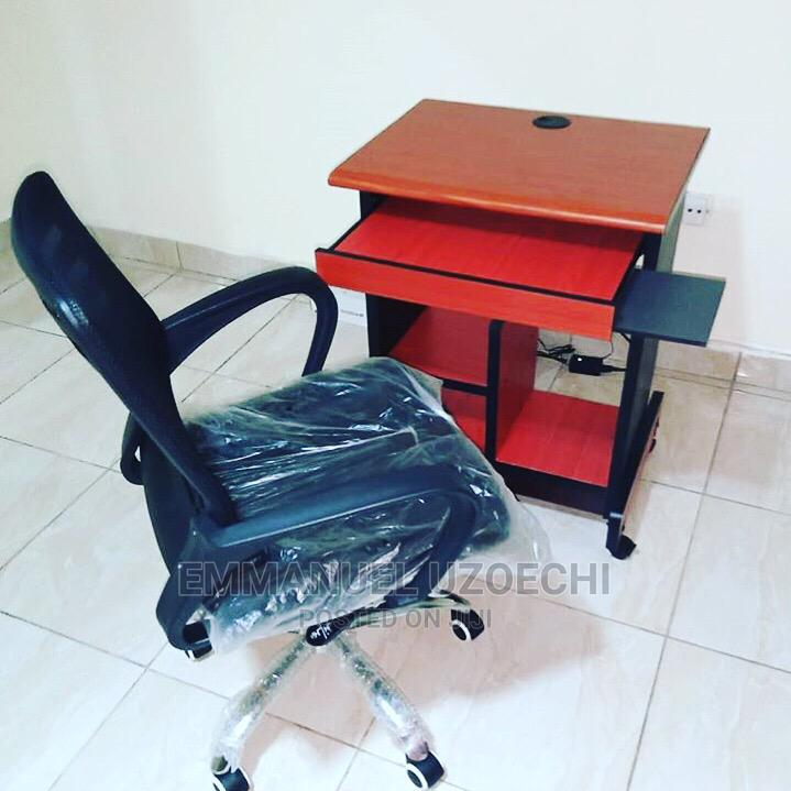 Archive: Office Table and Office Chair