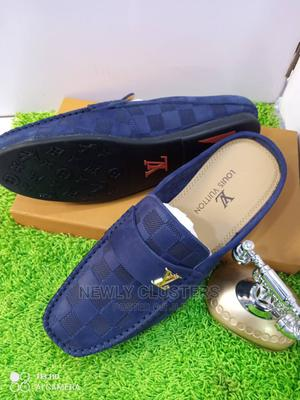 Louis Vuitton Loafers Half Shoes | Shoes for sale in Lagos State, Lagos Island (Eko)