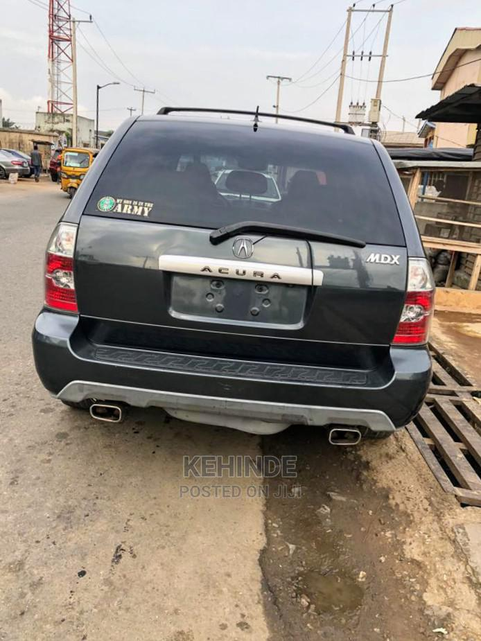 Acura MDX 2006 Gray   Cars for sale in Ikeja, Lagos State, Nigeria