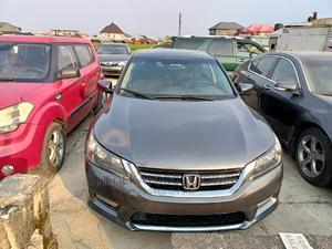Honda Accord 2013 Gray   Cars for sale in Bayelsa State, Yenagoa