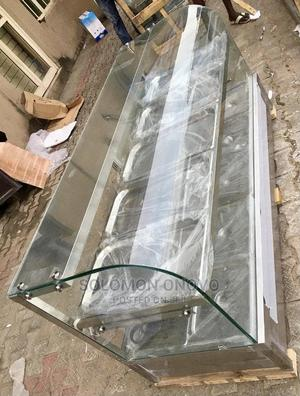 Curved Glass Food Warmer 10plates Up and Down | Restaurant & Catering Equipment for sale in Lagos State, Lagos Island (Eko)