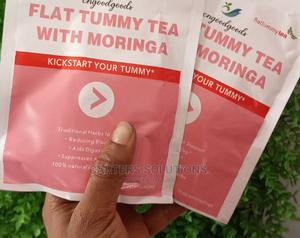 Flat Tummy Tea (Moringa) | Vitamins & Supplements for sale in Rivers State, Port-Harcourt