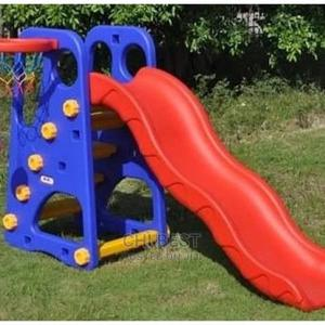 2 in 1 Slide and Basket Ball | Toys for sale in Lagos State, Lagos Island (Eko)