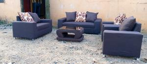 Set of 7 Seaters Sofa Chairs With Center Table | Furniture for sale in Lagos State, Isolo