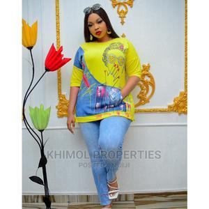 Turkey Luxury Jean and Top | Clothing for sale in Lagos State, Lagos Island (Eko)