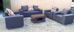 Set of 7 Seaters Sofa Chairs and a Table. Fabric Couches | Furniture for sale in Lagos State, Ikotun/Igando