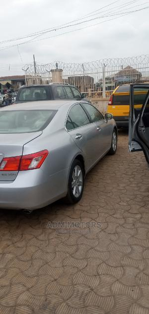 Lexus ES 2008 350 Silver | Cars for sale in Kwara State, Ilorin South