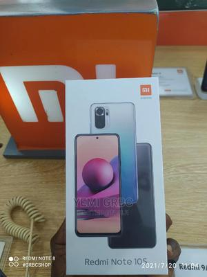 New Xiaomi Redmi Note 10S 128 GB Blue   Mobile Phones for sale in Oyo State, Ibadan