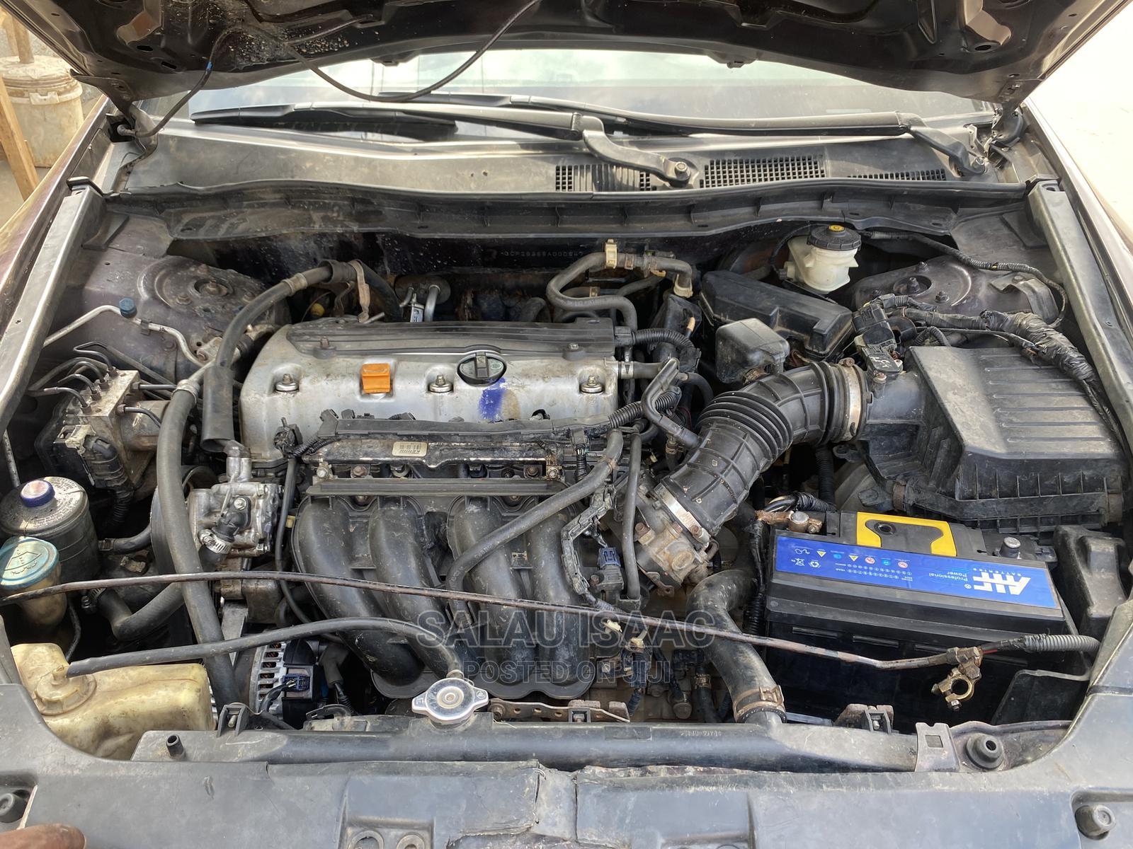 Archive: Honda Accord 2008 Purple