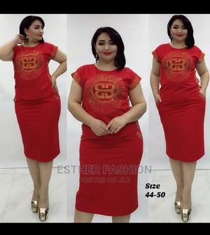 Female Quality Turkey Skirt Blouse | Clothing for sale in Lagos State, Ikeja