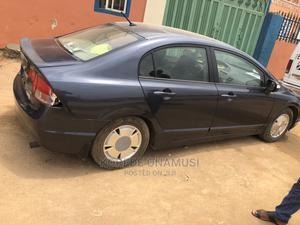 Honda Civic 2006 Gray   Cars for sale in Lagos State, Ikorodu