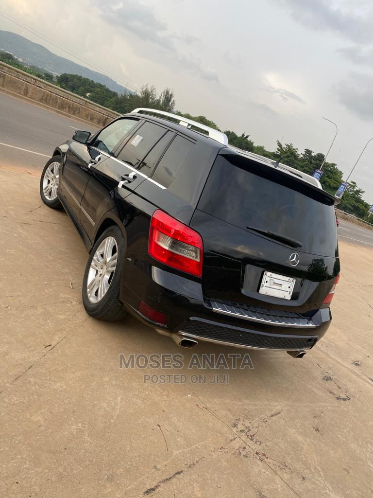 Mercedes-Benz GLK-Class 2011 350 Black | Cars for sale in Kubwa, Abuja (FCT) State, Nigeria