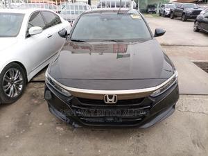 Honda Accord 2019 Black   Cars for sale in Lagos State, Ajah