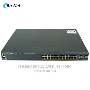 Cisco Catalyst WS-C2960X-24PS-L Switch   Networking Products for sale in Lagos State, Ikeja