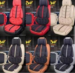 Red and Black R Power Leather Seat Cover   Vehicle Parts & Accessories for sale in Lagos State, Ojo
