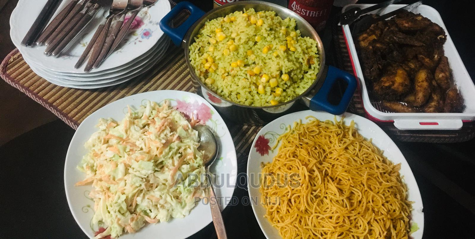 Catering Services/Event Services | Party, Catering & Event Services for sale in Surulere, Lagos State, Nigeria