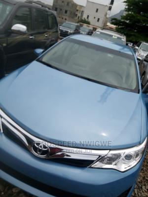 Toyota Camry 2012 Blue | Cars for sale in Abuja (FCT) State, Gwarinpa