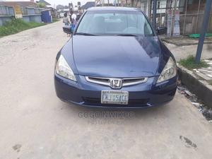 Honda Accord 2005 Automatic Blue | Cars for sale in Rivers State, Port-Harcourt