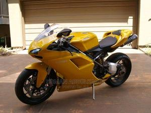 Ducati Sport Touring 2017 Yellow | Motorcycles & Scooters for sale in Abuja (FCT) State, Gwagwa