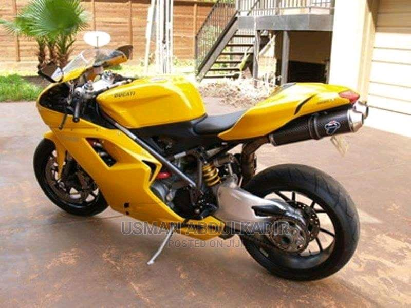 Archive: Ducati Sport Touring 2017 Yellow
