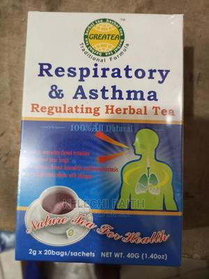 Respiratory Ashama Tea | Vitamins & Supplements for sale in Lagos State, Amuwo-Odofin