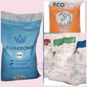 Blue Crown Eco Float Skretting Coppens Catfish Feeds | Feeds, Supplements & Seeds for sale in Lagos State, Ogba