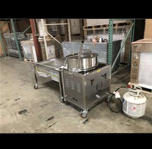 Biggest Gas Popcorn Making Machine Available for Sale   Restaurant & Catering Equipment for sale in Lagos State, Ojo