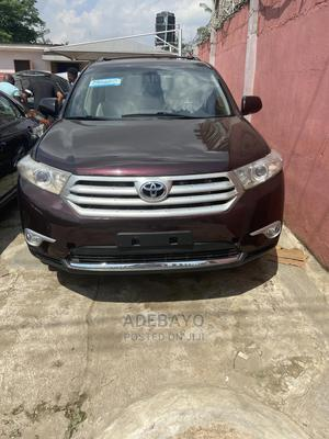 Toyota Highlander 2013 Brown | Cars for sale in Oyo State, Ibadan