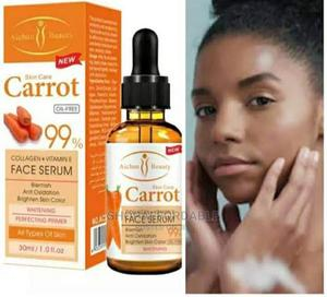 Carrot Face Serum   Bath & Body for sale in Lagos State, Alimosho