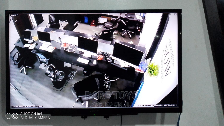 High Definition CCTV Camera Installation and Maintenance | Security & Surveillance for sale in Lekki, Lagos State, Nigeria
