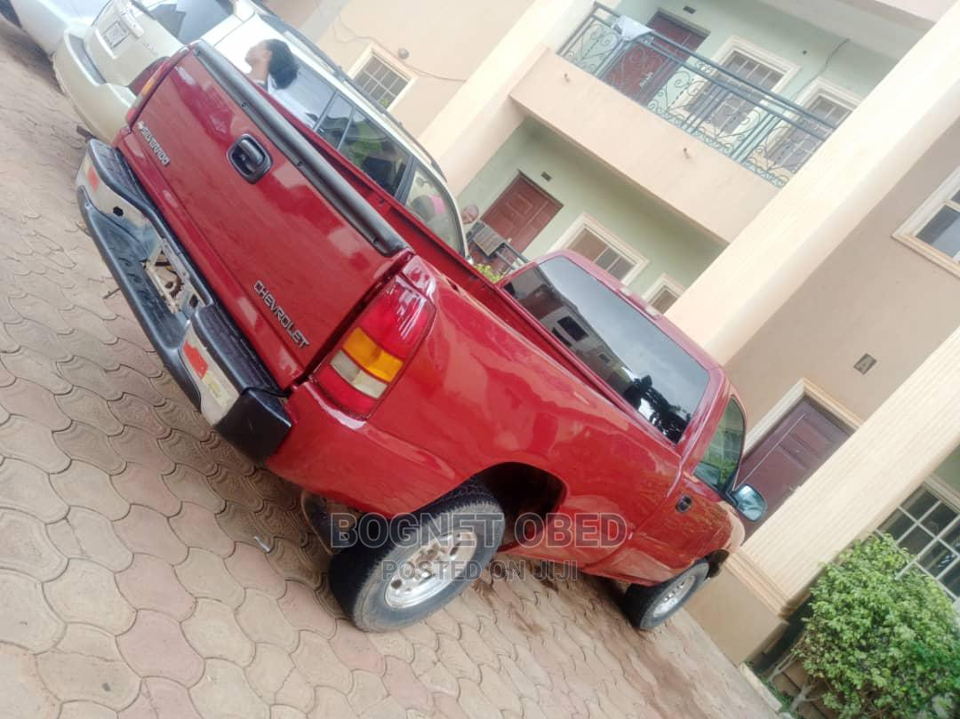 Archive: Chevrolet Truck