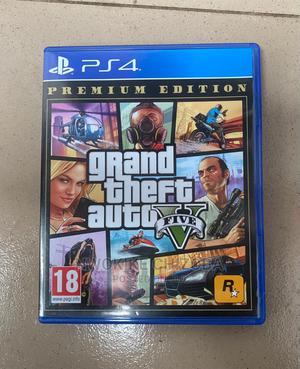 GTA v Ps4 Grand Theft Auto | Video Games for sale in Imo State, Owerri