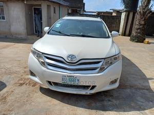 Toyota Venza 2010 White   Cars for sale in Lagos State, Abule Egba