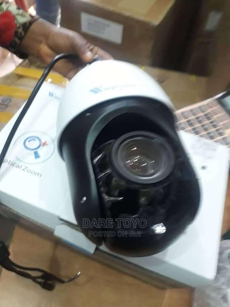Archive: Winpossee AHD Mini PTZ 360° CCTV Camera