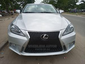 Lexus IS 2010 250 C Automatic Silver   Cars for sale in Lagos State, Amuwo-Odofin
