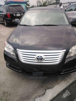 Toyota Avalon 2008 Black   Cars for sale in Rivers State, Port-Harcourt