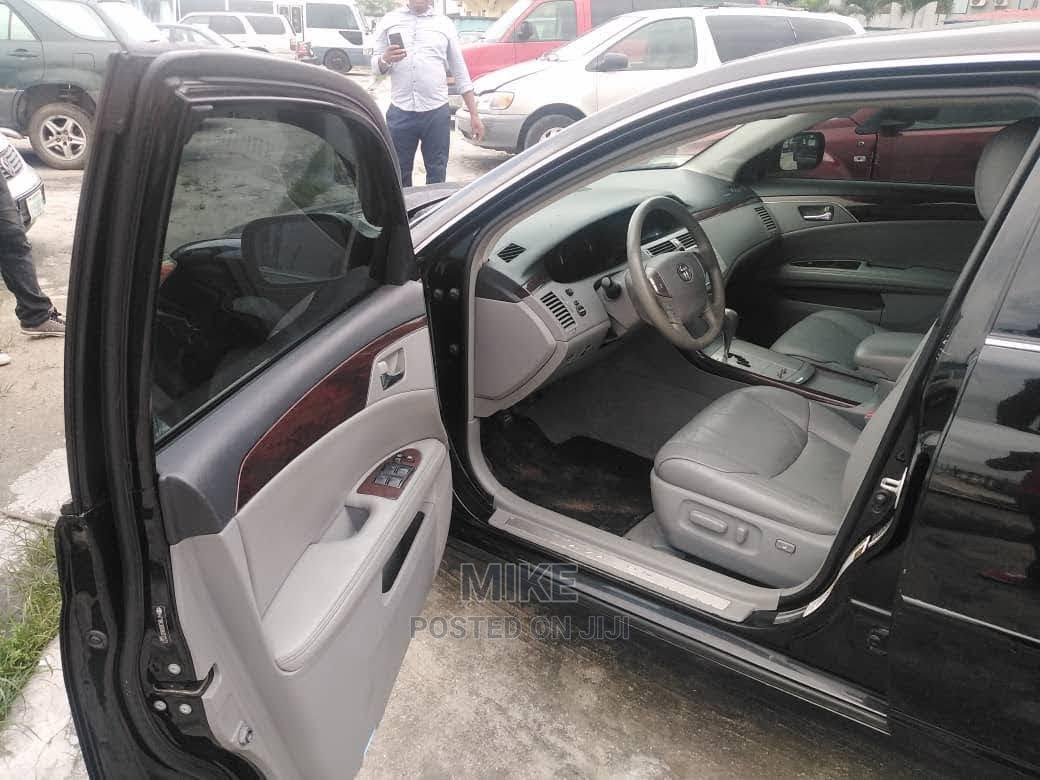 Toyota Avalon 2008 Black | Cars for sale in Port-Harcourt, Rivers State, Nigeria