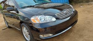 Toyota Corolla 2005 LE Black | Cars for sale in Rivers State, Port-Harcourt