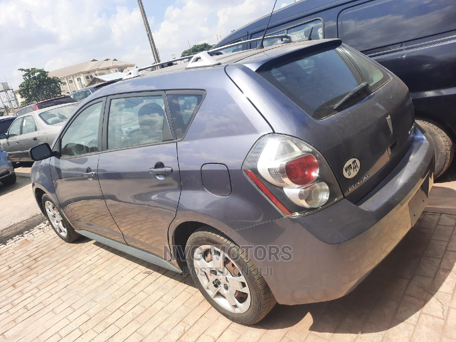 Pontiac Vibe 2009 1.8L Gray | Cars for sale in Oluyole, Oyo State, Nigeria