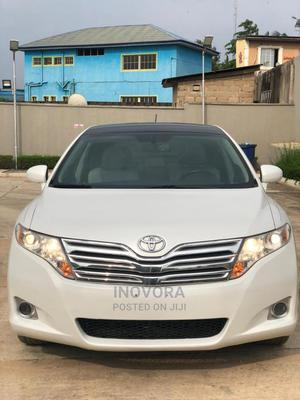 Toyota Venza 2009 V6 White | Cars for sale in Lagos State, Ogba