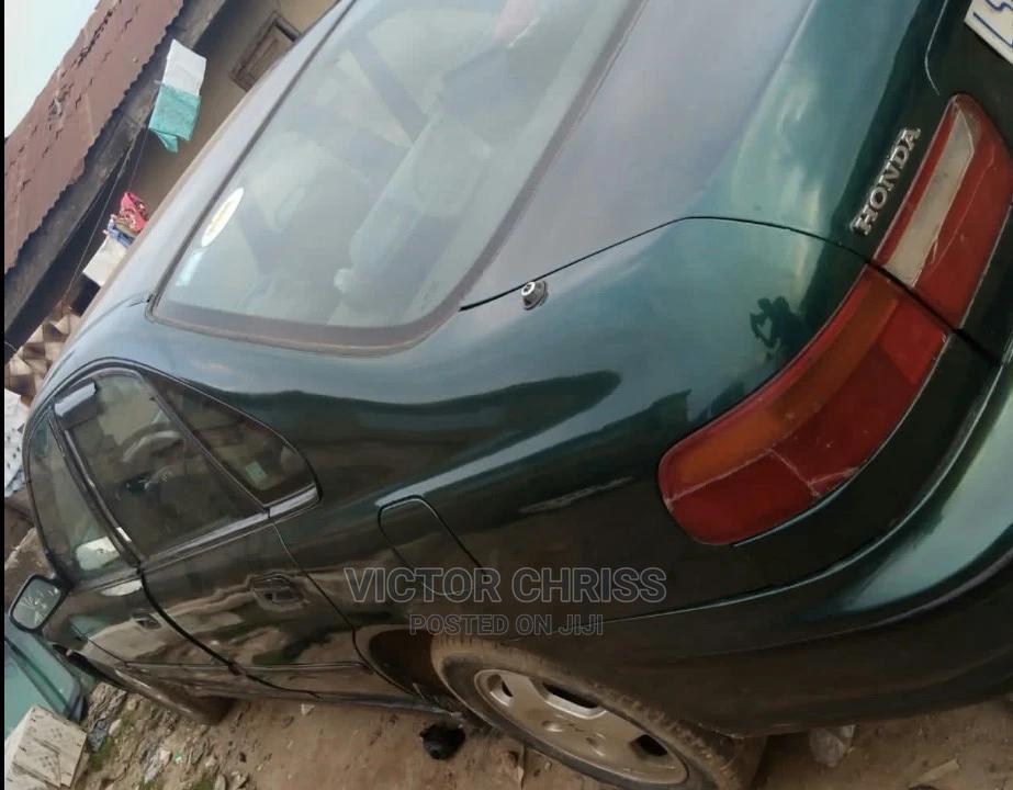 Honda Accord 1999 Coupe Green   Cars for sale in Ibadan, Oyo State, Nigeria