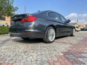 BMW 328i 2014 Gray   Cars for sale in Lagos State, Ikeja