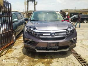 Honda Pilot 2016 Gray | Cars for sale in Lagos State, Surulere