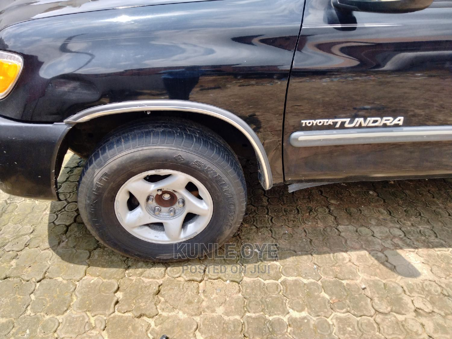 Toyota Tundra 2003 Automatic Black   Cars for sale in Ikeja, Lagos State, Nigeria