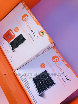 Felicity Solar Kit With 3 Dc Bulb Lithium Inside   Solar Energy for sale in Lagos State, Abule Egba