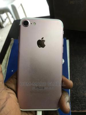 Apple iPhone 7 32 GB Rose Gold   Mobile Phones for sale in Abuja (FCT) State, Wuse 2