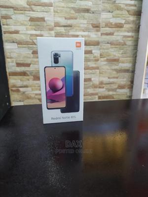 New Xiaomi Redmi Note 10S 128 GB Black | Mobile Phones for sale in Lagos State, Victoria Island