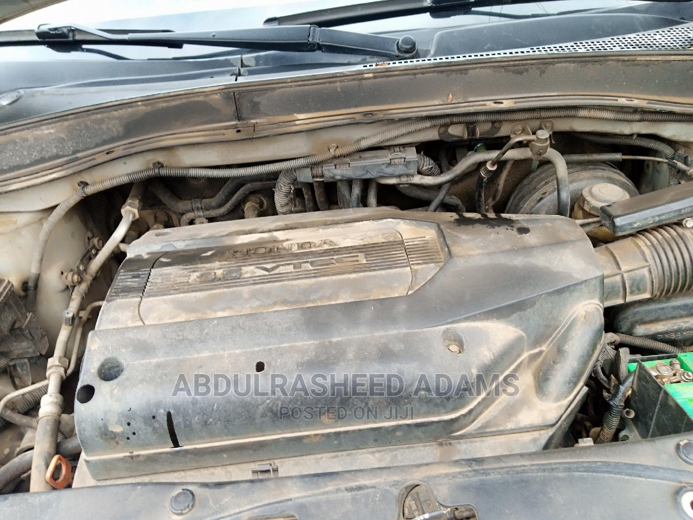 Archive: Honda Pilot 2003 EX-L 4x4 (3.5L 6cyl 5A) Silver