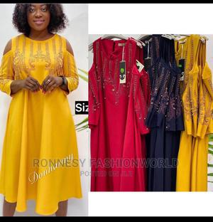 Classic Trendy Female Quality Flare Gown   Clothing for sale in Lagos State, Ikeja